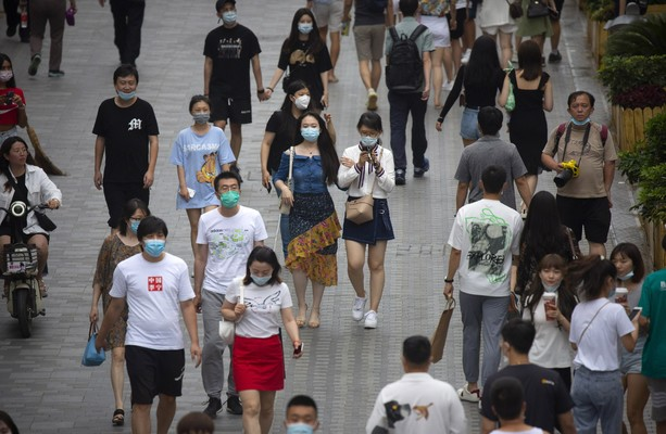 China records highest new-case count in three months, as gyms and bars close in infection hotspots on