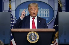 Trump defends supporting viral video of doctors promoting disproved coronavirus treatment