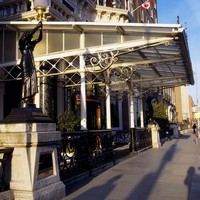 Culture Minister asked to intervene in controversial removal of slave statues from outside Shelbourne Hotel