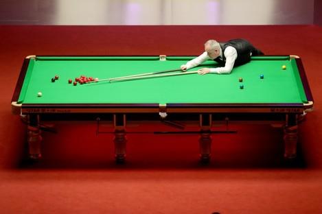 Last year's runner-Up John Higgins will meet Matthew Stevens in the opening round.