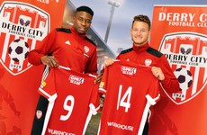 Derry complete double swoop for recent Stoke reserves captain and former Crawley striker