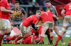 Munster excited about the 'serious, serious young lads coming through'