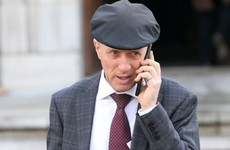 Michael-Healy Rae tells court he was 'rattled' by 'bullet in the head' threat in Dublin traffic jam
