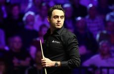 Snooker stars treated like 'lab rats' - Ronnie O'Sullivan