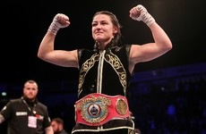 Katie Taylor wants to silence doubters - Eddie Hearn