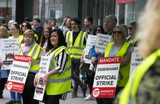 Debenhams workers postpone Saturday protest pending settlement talks