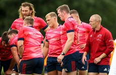 Munster recruitment has them looking strong after stalled season