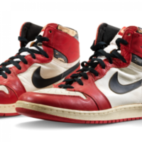 Iconic Michael Jordan sneakers set to fetch whopping record price at auction