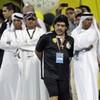 Diego Maradona sacked by UAE side Al Wasl