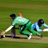 Campher impresses on debut but Ireland suffer emphatic defeat against England