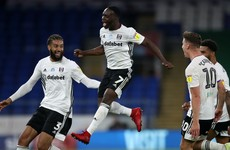 Fulham edge out Cardiff to book place in Championship play-off final