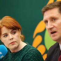 'I have no intention of making a habit of this': Neasa Hourigan plans to stay in the Green Party after being sanctioned