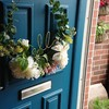 'The blue is so distinctive': Inside Helen's townhouse packed with colour and personality