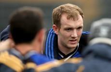 He's back! Lar Corbett named in Tipp starting XV for Munster SHC final