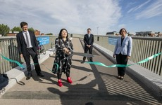 Second phase of new Royal Canal cycle route opened in Dublin city