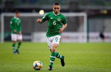 Ireland U19 midfielder Joe Hodge named Man City's Scholar of the Year