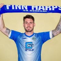 Ex-Dundalk defender joins Finn Harps following stint in Australia