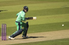 Ireland new boy Curtis Campher reflects proudly on his impressive debut