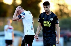 Stephen Kenny watches on as Benson comes back to haunt Dundalk