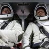 Astronauts from historic SpaceX launch prepare for Nasa's first ocean splashdown in 45 years