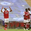 Aubameyang the two-goal hero as Arsenal crowned FA Cup champions