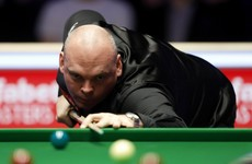 Former world champion blames sanitised balls for struggles in Crucible opener