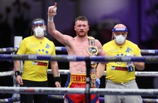 Belfast's Tennyson lands British lightweight title in Eddie Hearn's garden