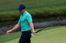 Another shocker for McIlroy as Todd clings to WGC lead, Lowry going well