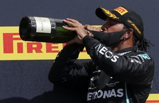 Lewis Hamilton survives late drama to secure seventh British Grand Prix victory