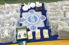 Major Dublin drugs seizure recovers €441,000 of cocaine and cannabis