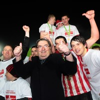 Sporting tributes from Derry paid to 'wonderful ambassador' John Hume