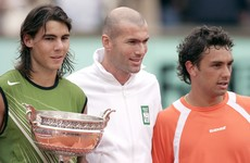 Puerta reveals he lied about failed drug test after French Open final loss to Nadal