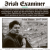 'The man who built the peace': Irish and British front pages react to the death of John Hume