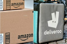 Amazon gets green light from watchdog to buy stake in Deliveroo