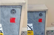 Factcheck: Are dognappers marking targets with stickers on ESB pillars?