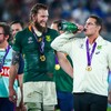 'I am lucky Munster are allowing me to play for the Springboks'