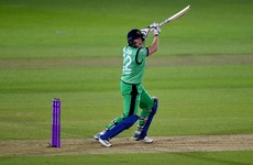 Morgan hits a century as England set Ireland target of 329 to win third ODI