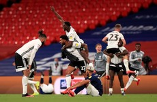 Fulham back in the Premier League after play-off win over Brentford