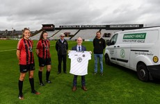 Bohemians raise awareness for homeless charity with new WNL jersey