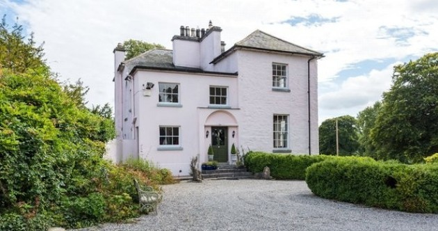Warm welcomes at this charming country house on five acres for €465k