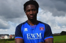 'A young man with a great future ahead of him' - League Two loan move for Irish striker Kayode