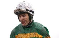 Cork jockey Coleman sidelined until October following nasty fall