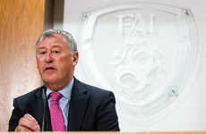 FAI will 'come down hard' on clubs flouting Covid-19 guidance