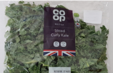 CO OP bags of kale recalled due to possible presence of thistle