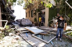 Emergency aid arrives in Beirut as city reels from massive explosion