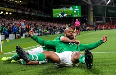 David McGoldrick wins FAI Player of the Year award