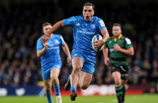 James Lowe 'a great tonic for Irish rugby' as November qualification looms