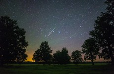 The best meteor shower of the year will be visible this week