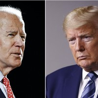Trump and Biden forced to break with convention for nomination events