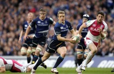New deal for Luke Fitzgerald at Leinster
